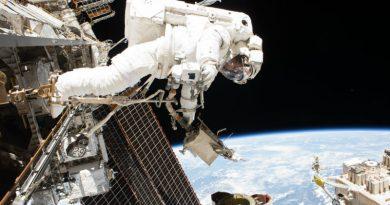 Космонавт   Фото: NASA
