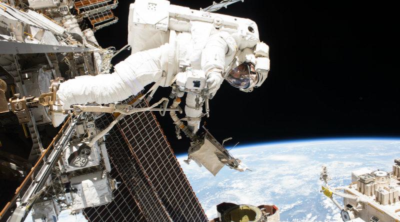 Космонавт | Фото: NASA