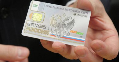 Электронный паспорт   Фото: zagranpasport-1.ru