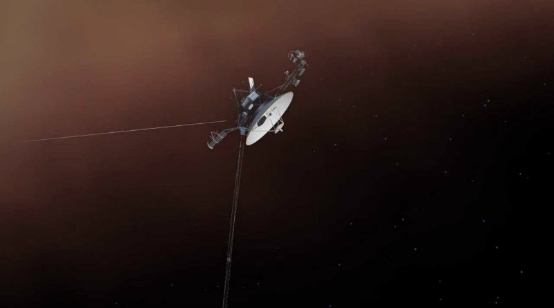 Voyager-1 | Фото: NASA