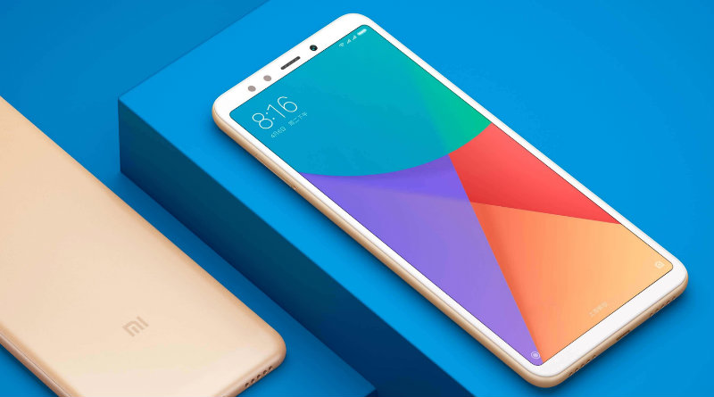 Xiaomi Redmi 5 | Фото: androidheadlines.com