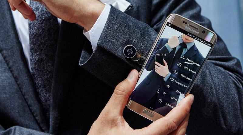 Samsung умная одежда | Фото: globalcio.ru
