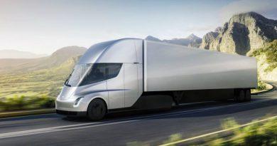 PepsiCo заказала 100 грузовиков Tesla Semi