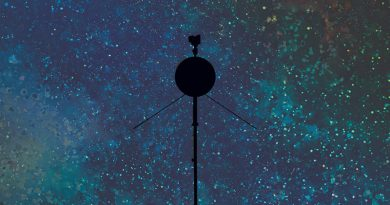 Voyager-1 | Фото: Geektimes