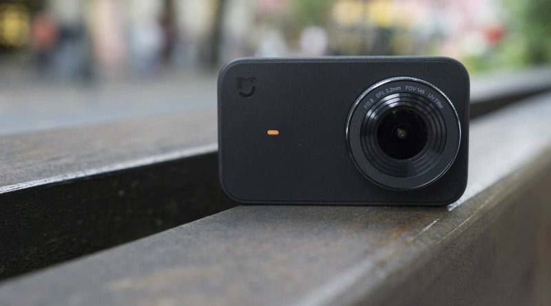 Xiaomi Mijia Action Camera 4K | Фото:  ecestaticos.com