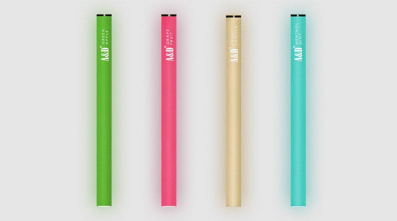 A&D e-Cigarette | Фото: vivalacloud.ru
