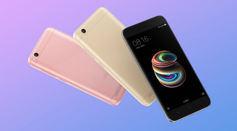 Xiaomi Redmi 5A | Фото: Xiaomi