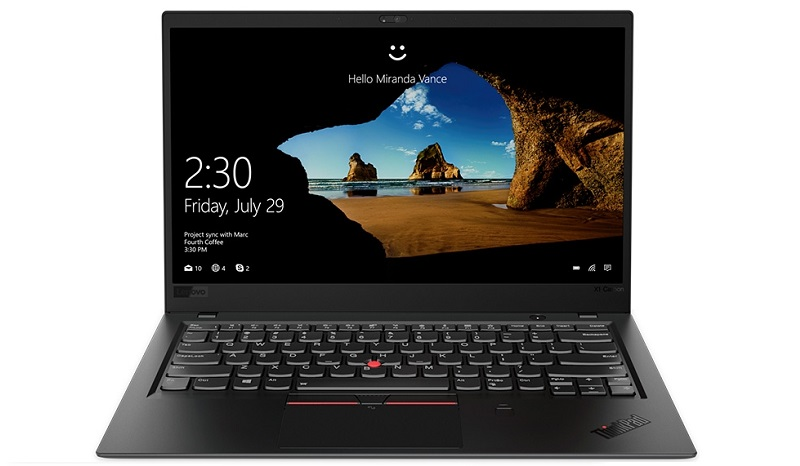 Lenovo ThinkPad X1 Carbon | Фото: Lenovo