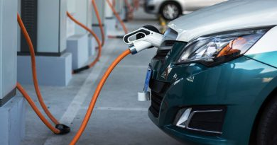 Электрозаправка | Фото: hightech.fm