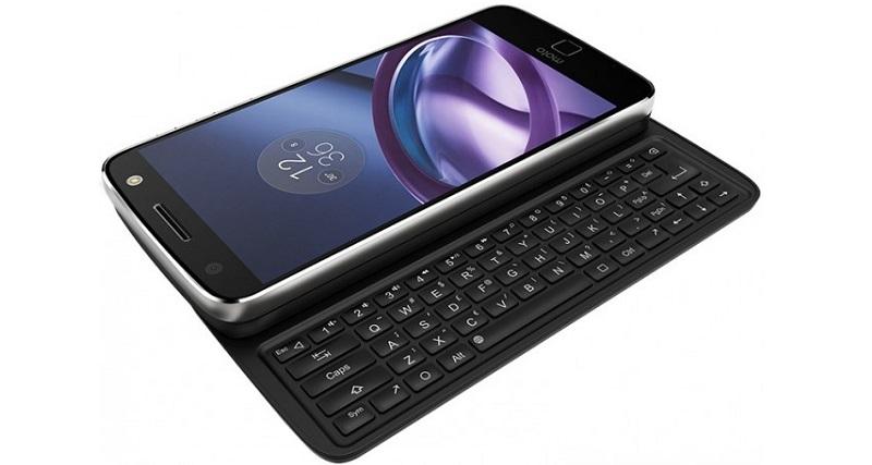Livermorium Slider Keybord | Фото: Motorola