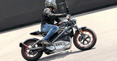 Harley-Davidson LiveWire | Фото: autoreview.ru