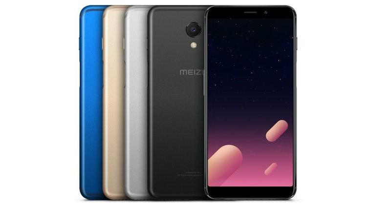 Meizu M6s | Фото: Meizu