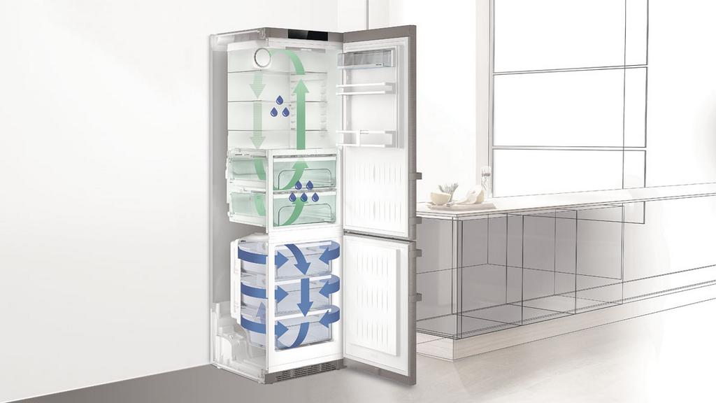 Как сделать холодильник в стене 856