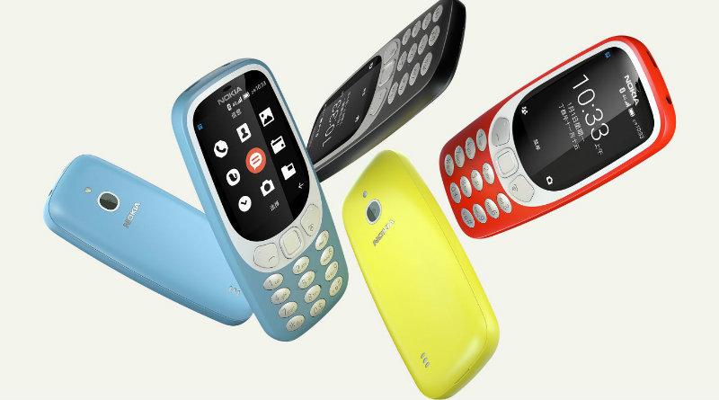 Nokia 3310 4G | Фото: HMD Global