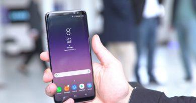 Samsung Galaxy S8 | Фото: https://static.giga.de