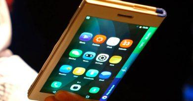 Samsung Galaxy X | Фото: Kremlin Press