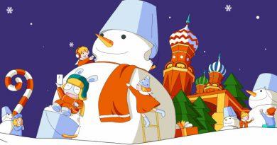 Xiaomi подарит Mi A1 за фото со снеговиком
