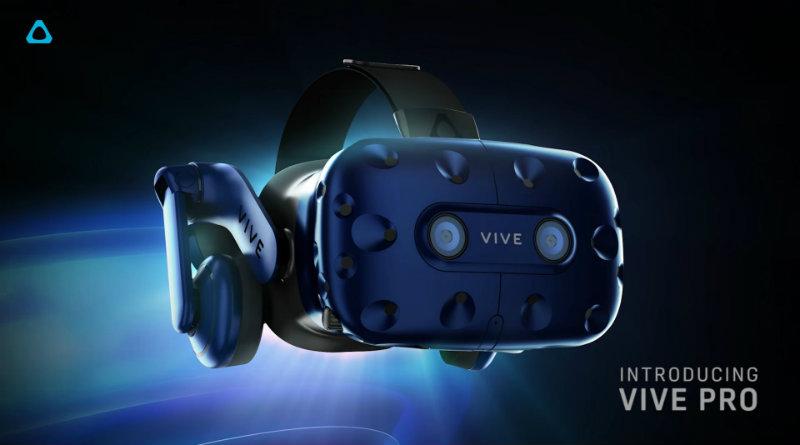 HTC Vive Pro | Фото: HTC