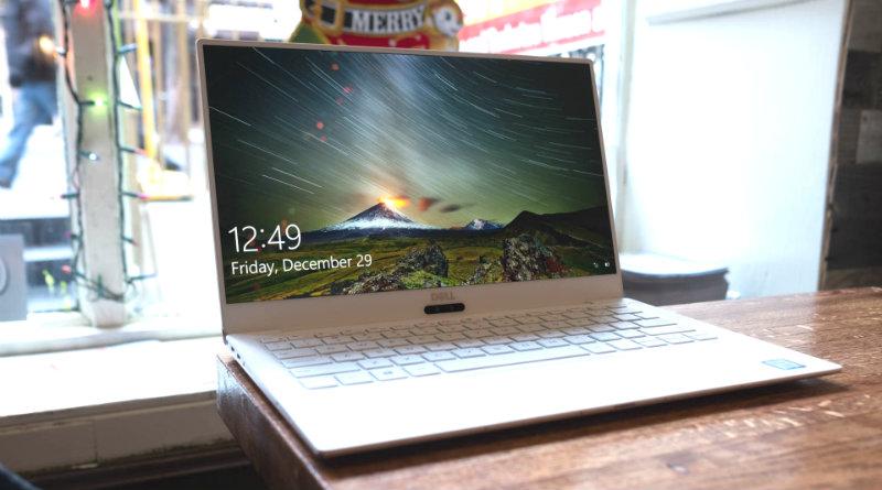 Dell XPS 13 | Фото: futurecdn.net