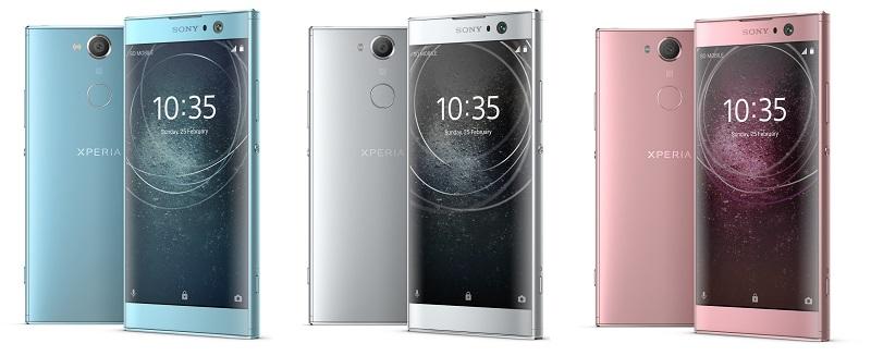 Sony Xperia XA2 | Фото: Sony