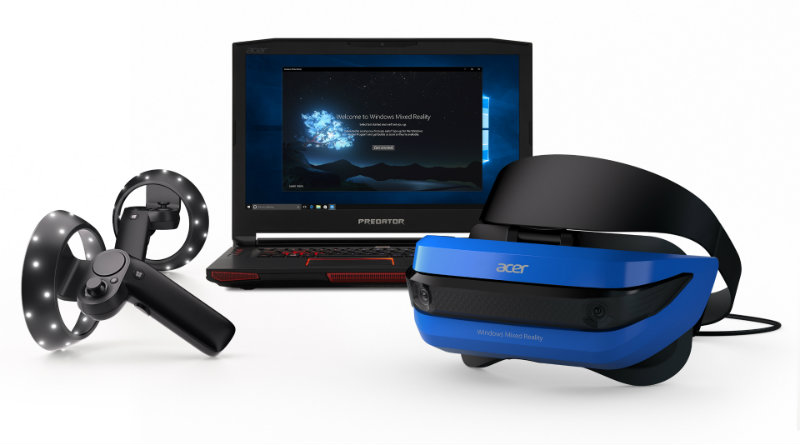 Acer Mixed Reality AH101 | Фото: Acer