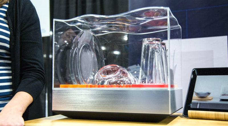 Посудомоечная машина Tetra | Фото: cnet.com