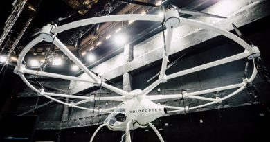 Volocopter | Фото: The Verge