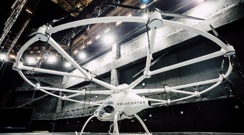 Volocopter | Photo: The Verge