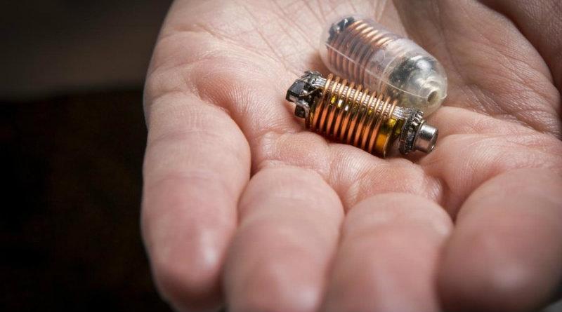 Капсула для кишечника | Фото: Engadget
