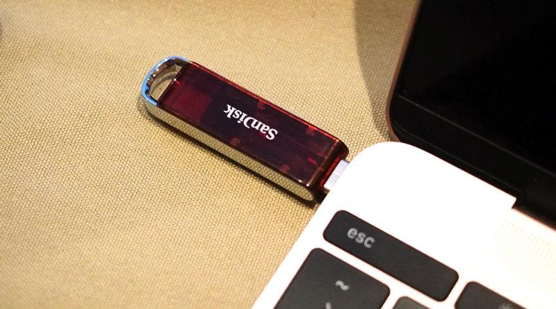 Флешка на терабайт | Фото: Engadget