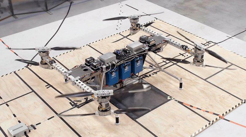 Гигантский дрон Boeing | Фото: motor.ru