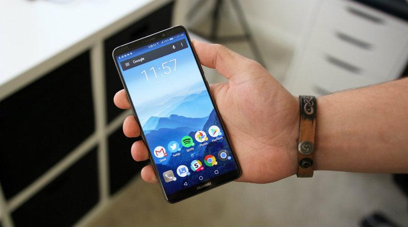 Huawei Mate 10 Pro   Фото: 9to5google