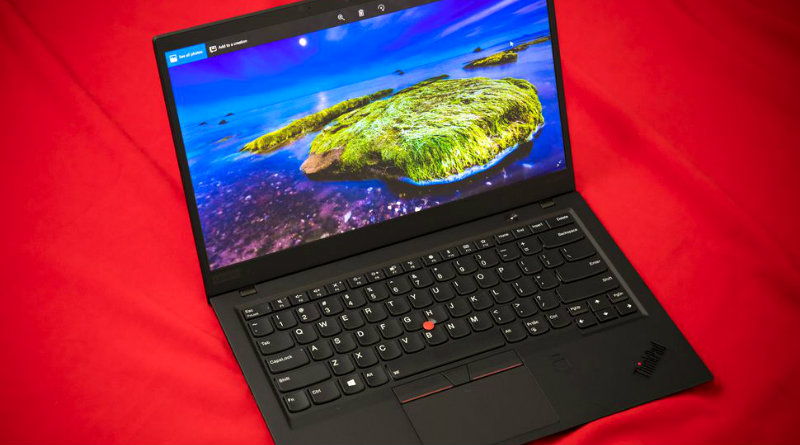 Lenovo ThinkPad X1 Carbon | Фото: cnet.com