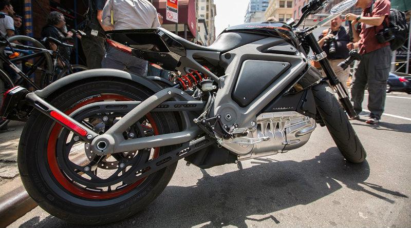 Harley-Davidson LiveWire | Фото: cdn.vox-cdn.com