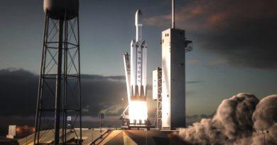 Falcon Heavy | Фото: Observer