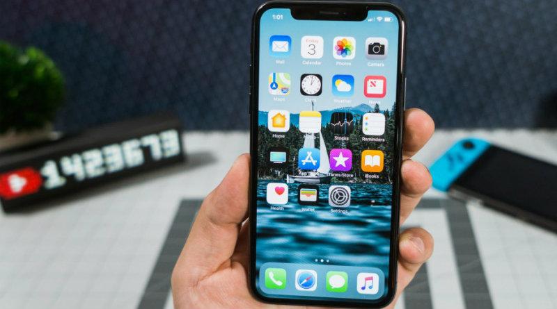 iPhone X | Фото: storm24.media