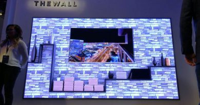 Samsung The Wall | Фото: Gizmodo