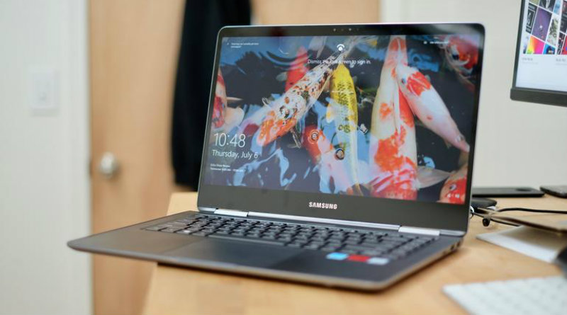 Samsung Notebook 9 | Фото: ZDNet