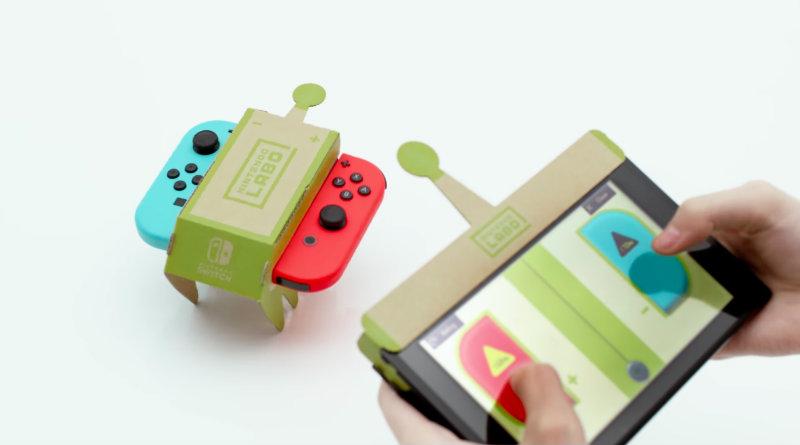 Nintendo Labo | Фото: Nintendo