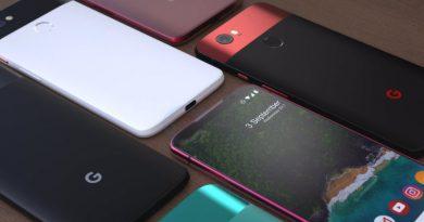 Смартфоны Google Pixel 3 показали на видео