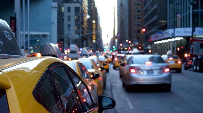 Пробка в Нью-Йорке | Фото: motor.ru