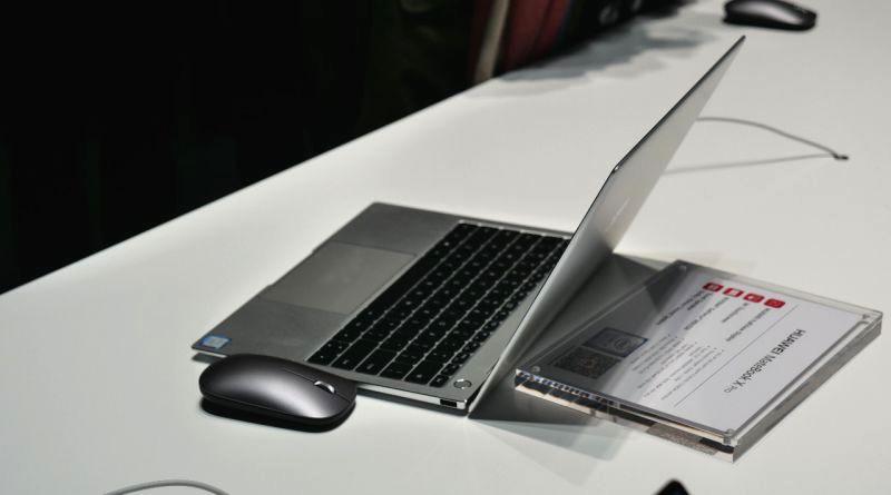 Huawei MateBook X | Photo: chudo.tech