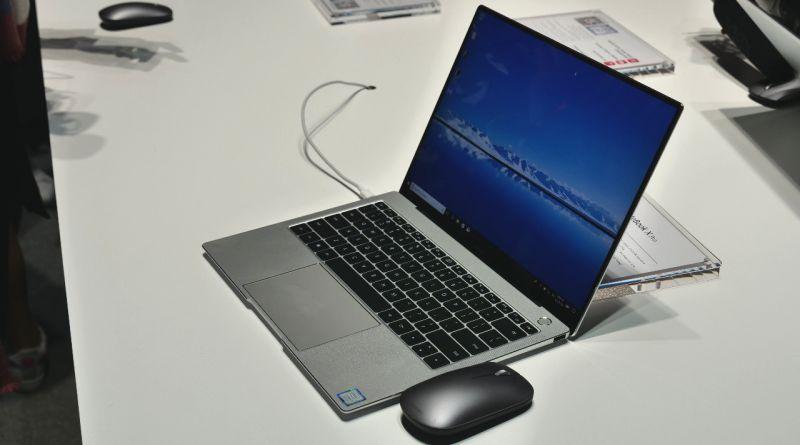 Huawei MateBook X | Фото: chudo.tech