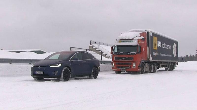 Tesla Model X | Фото: motor.ru