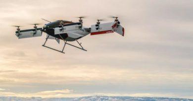 Видео: первый полет летающего такси Airbus