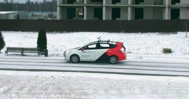 «Яндекс» протестировал робомобиль в Москве