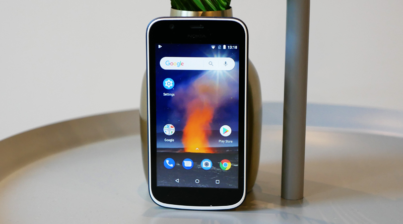 Nokia 1 | Фото: chudo.tech