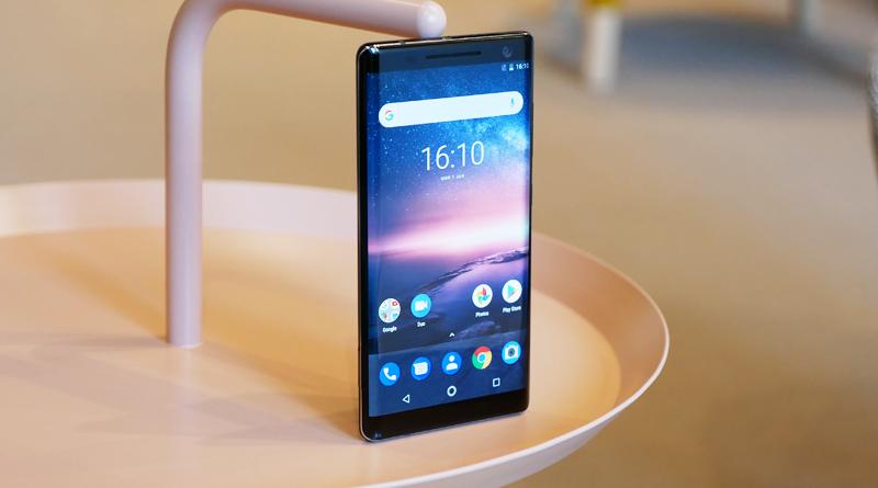 Nokia 8 Sirocco | Фото: chudo.tech