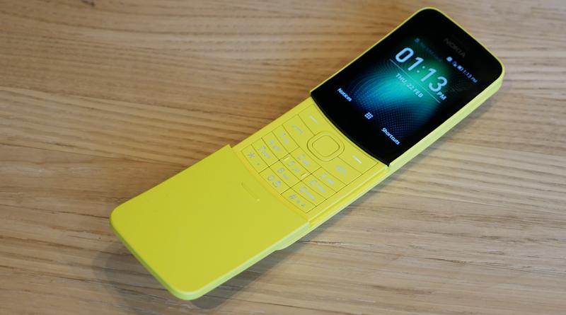 Nokia 8110 (2018) | Фото: chudo.tech