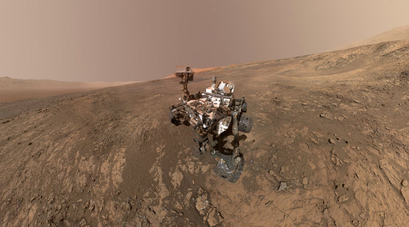 Curiosity | Фото: NASA